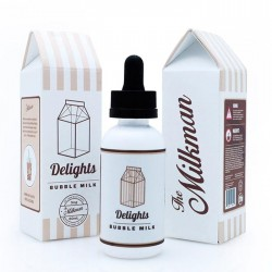 Bubble Milk by The Milkman Delights E-liquid (60mL)